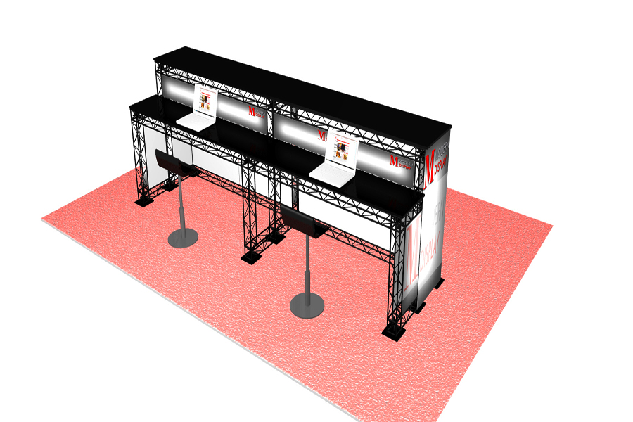 Expo Stands Point Of Purchased : Crosswire point of purchase displays exhibits